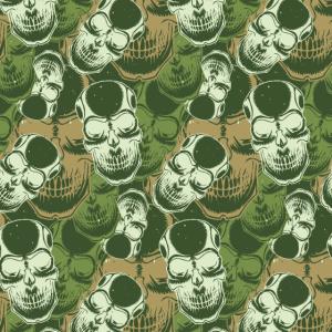 Camouflage Totenkopf