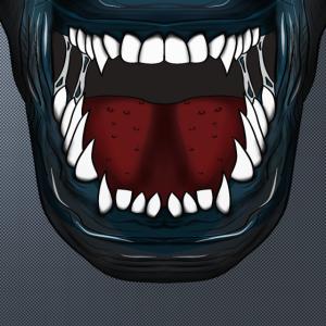Monster Maske Gesichtsmaske Mundschutz