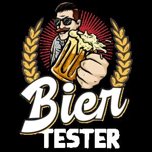 Bier Tester Festival Kneipentour Geschenk lustig