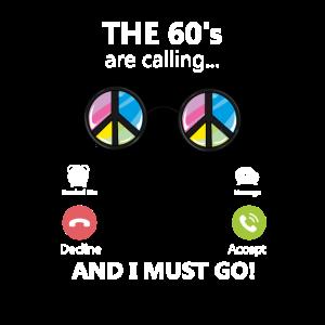 Die 60er Jahre rufen und ich muss in die Retro-Sec