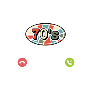 Die 70er Jahre rufen und ich muss in die Retro-Sie