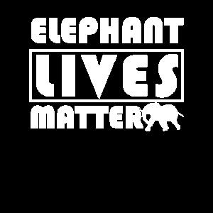 Elephant Lives Matter