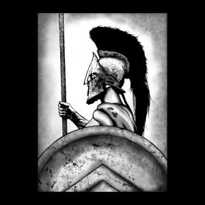 Leonidas Sparta Helm