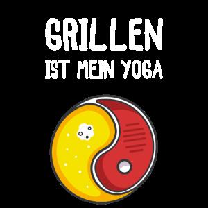 Grillen Grillen Ist Mein Yoga