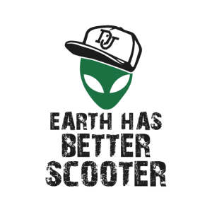 Alien Scooter
