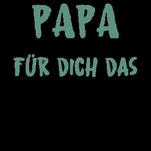 Vatertag Geschenk Papa Vater Weihnachte Geburtstag