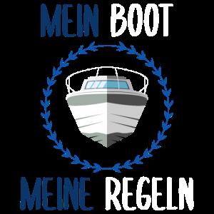 Mein Boot, meine Regeln