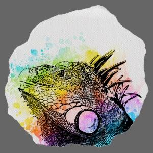 Leguan Aquarell