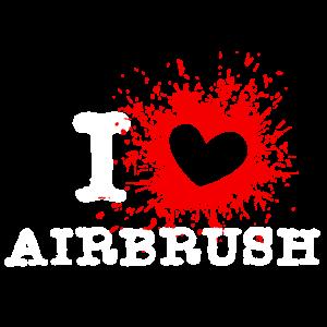 Airbrush Airbrushen Lack Lackierer Airbrushpistole