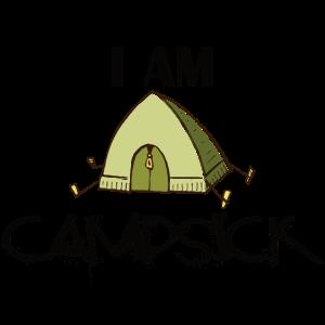 Camping Zelten Fernweh Zelt Camper