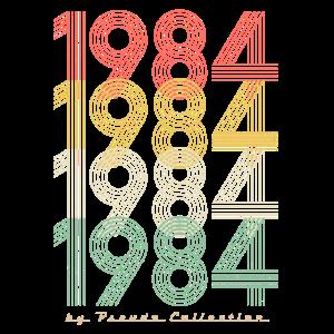 Vintage 1984 Pseudo
