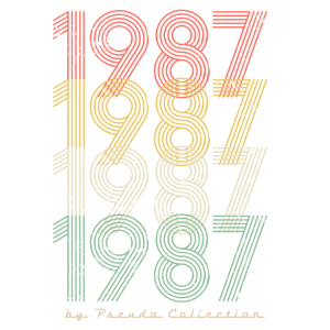 Vintage 1987 Pseudo
