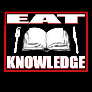 EAT KNOWLEDGE, Bücher