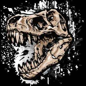 Dinosaurier / Trex / T-Rex / Tyrannosaurus Rex