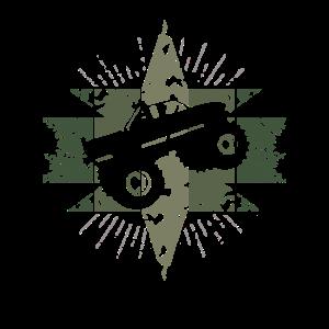 Monster Truck camoflash