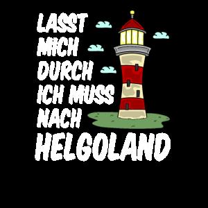Helgoland Nordsee Norddeutschland Norddeutsch