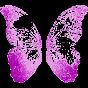 2reborn wings pink butterfly multi fluegel schmett