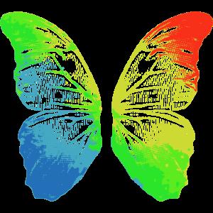 2reborn wings butterfly multi fluegel schmetterlin