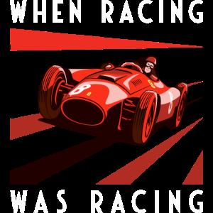 Als Rennen Rennen waren