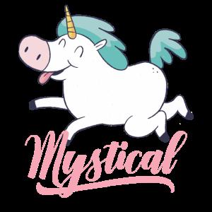 Einhorn Mystisch
