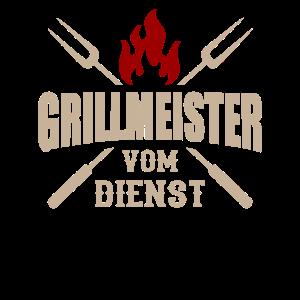 Grillmeister Vom Dienst Grill Legende Grillparty