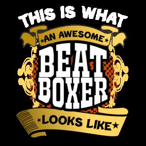 Beatbox Mc bboy blaster Geschenk