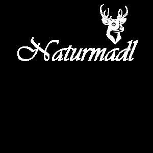 Naturmadl Rotwild, Naturschutz, Geschenk Jägerin