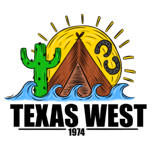 Texas West Illustration