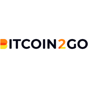 Bitcoin2Go (schwarz)