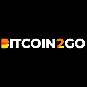 Bitcoin2Go (weiß)