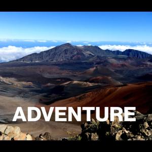 Adventure Vulkan Hawaii