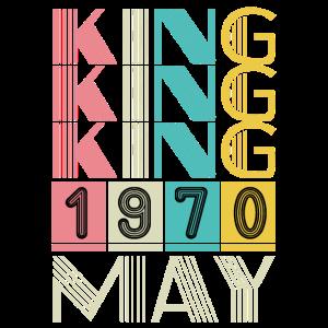 König 1970 Mai