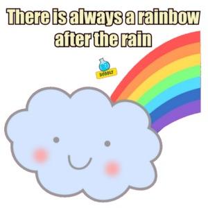 Bubbly! Rainbow