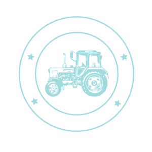 Support Local Farmer Spruch