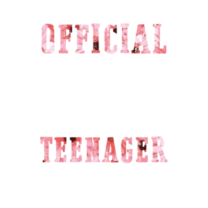 Official 13 Offizell Teenagerin 13. Geburtstag