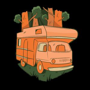 Camping Leben