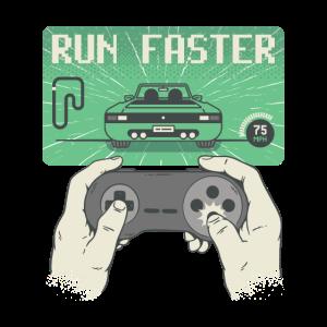 Autorennen Videospiel