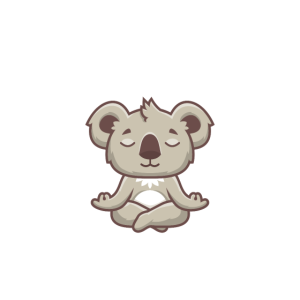 Chill Dein Leben Koala Meditation