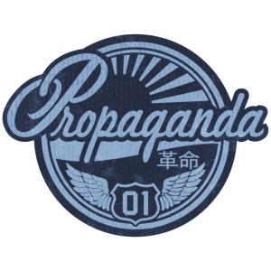 PROPAGANDA 01 BLUE