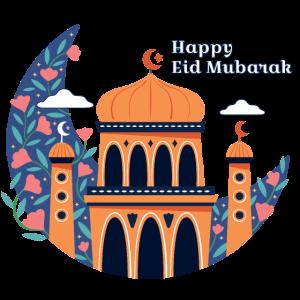 eid mubarak Islam Fasten brechen Fest