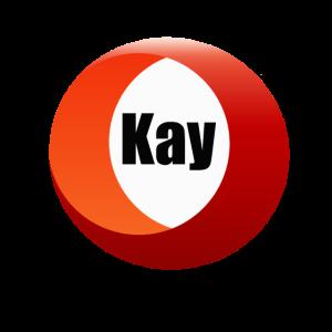 OKAY 3d Logo