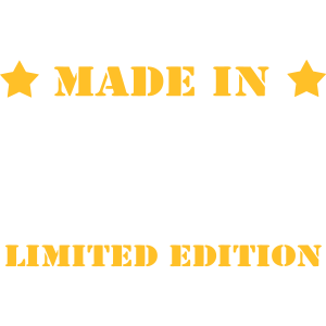 1970 Made in Limited Edition ...+