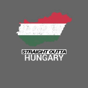 Straight Outta Hungary country map