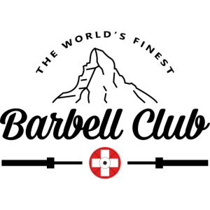 The world's finest Barbell Club _black