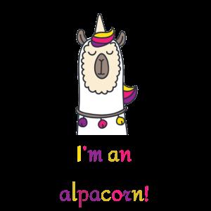 Ich bin ein Alpacorn