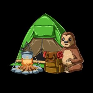 Faultier Backpacker - Wandern und Zelten