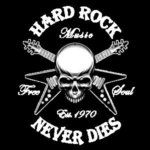 Hard Rock Never Dies, Rocker, Rockmusik, Rock