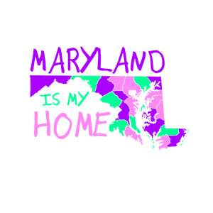 USA Staat: Maryland