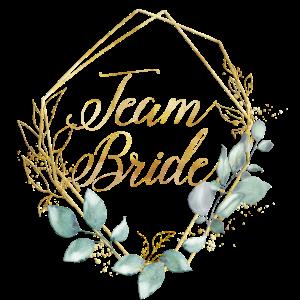 trendy greenery 1 team bride 2