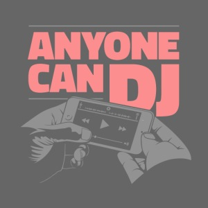 Anyone Can DJ Face Mask